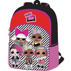 "LOL Surprise 16"" Half Moon Backpack"