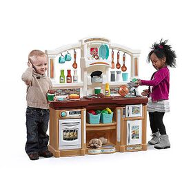 Step2 - Just Like Home - Fun With Friends Kitchen - Neutral - R Exclusive