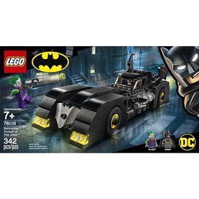 LEGO Super Heroes Batmobile: Pursuit of The Joker 76119