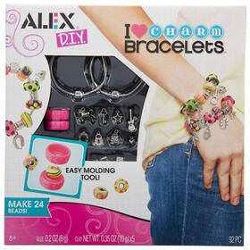 ALEX DIY - I love Charm Bracelets