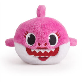 WowWee Pinkfong Baby Shark Plush Mini - Mommy Shark