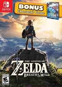 Nintendo Switch - The Legend of Zelda: Breath of the Wild: Starter Pack