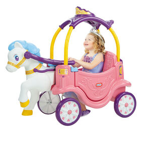 Little Tikes - Princess Horse & Carriage Ride On