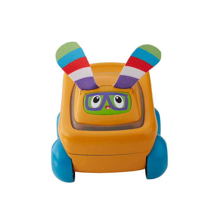 Fisher-Price Bright Beats Buggies - Franky Beats - French Edition