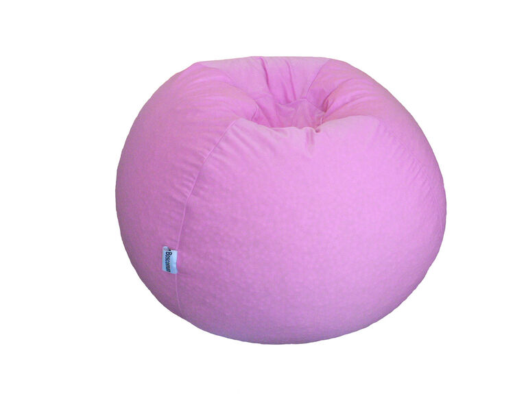 Boscoman - Stretchy Bean Bag - Pink