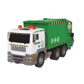 Fast Lane - Pump Action Garbage Truck