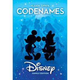 Codenames Game: Disney Family Edition