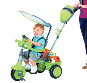 Little Tikes - 4-in-1 Deluxe Edition Trike with DiscoverSounds Dashboard - Exclusive