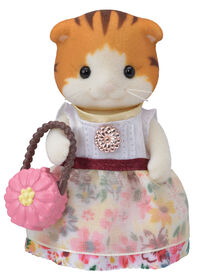 Calico Critters Town Girl Series - Maple Cat