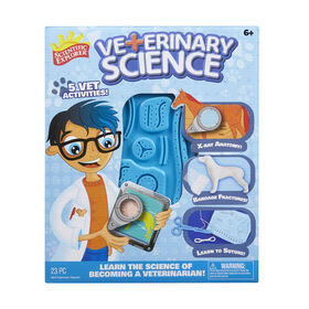 Scientific Explorer Veterinary Science