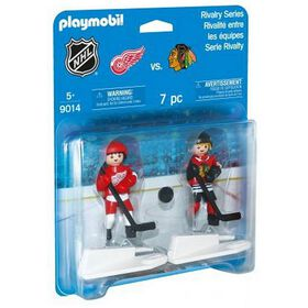 Playmobil - NHL Rivalry Series - CHI vs DET (9014)