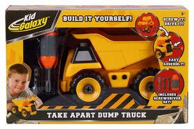 Take Apart Dump Truck
