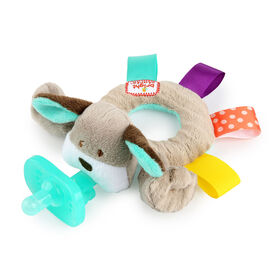 Bright Starts Taggies Cozy Coo Ring Pal