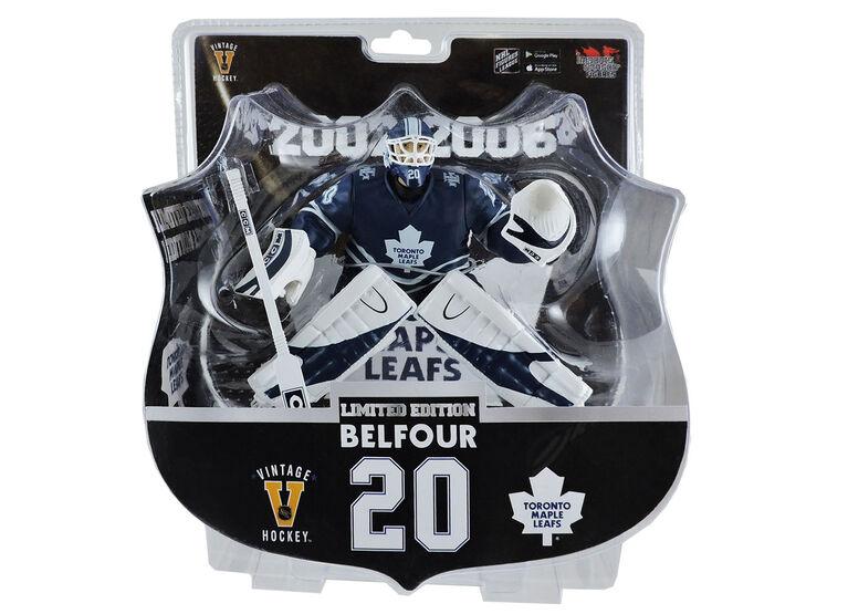 "Ed Belfour Toronto Maple Leafs NHL Legend 6"" Figure"