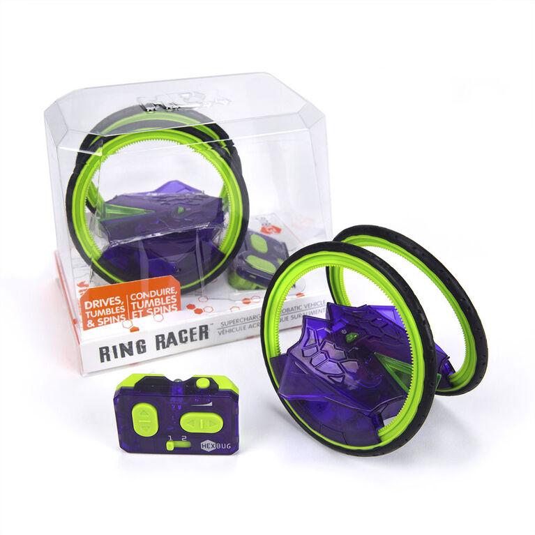 Hexbug Ring Racer Single - Red