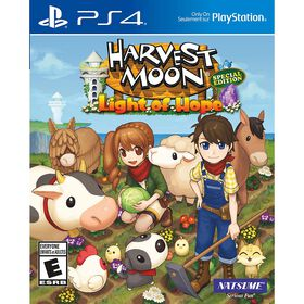 PlayStation 4 - Harvest Moon Light Of Hope