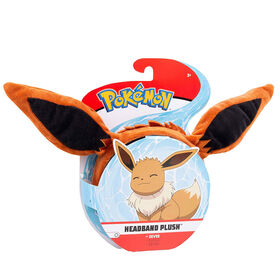 Pokémon Eeve Headband Plush