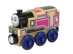Fisher-Price Thomas & Friends Wood Ashima Engine
