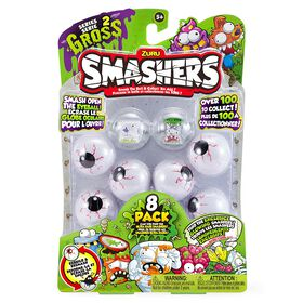 Smashers Gross Series 2 - 8 Pack