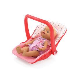 Siège d'auto pour poupée Little Mommy - R Exclusif