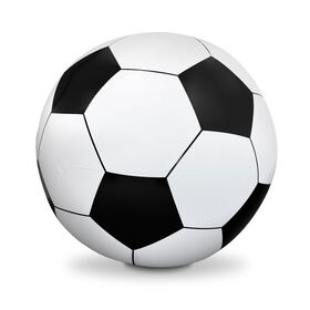BigMouth - Inflatable Pool Float - Gigantic Soccer Ball