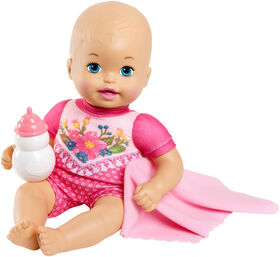Little Mommy Baby So New Doll - English Edition