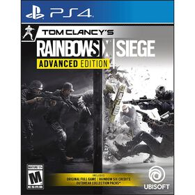 PlayStation 4 - Rainbow Six Siege Advanced Edition
