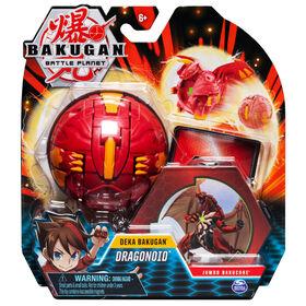 Bakugan Deka - Dragonoid - Jumbo Collectible Transforming Figure