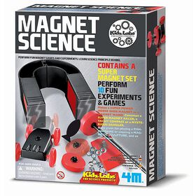 4M Magnet Science - English Edition