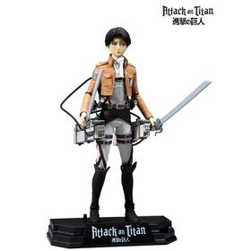 "Attack on Titan 7"" Action Figure - Levi"