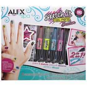 ALEX Spa - Sketch It Nail Pen Salon