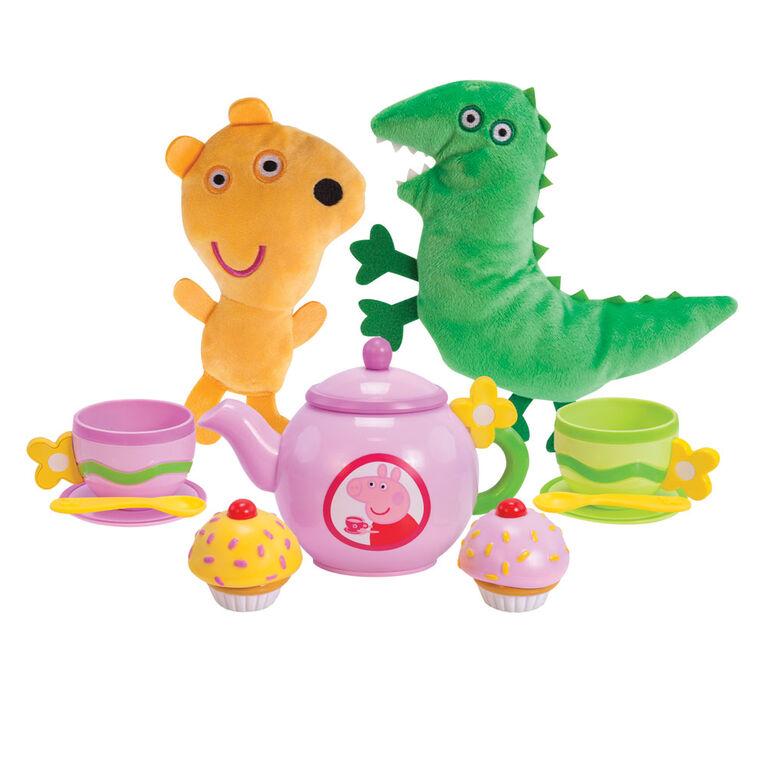Peppa Pig's Tea Time Role Play Set