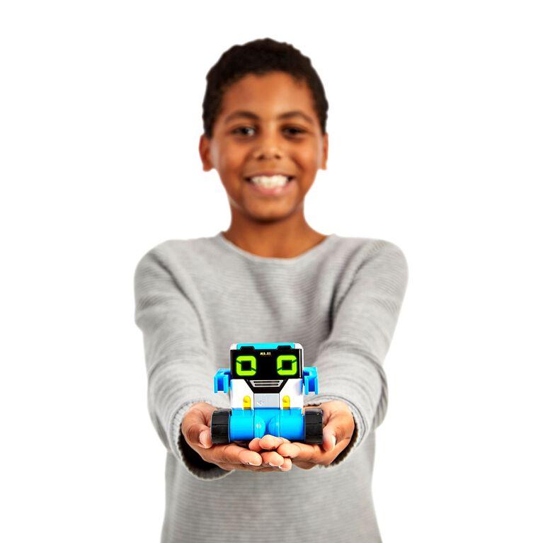 Real Rad Robots R/C Robot - French Edition