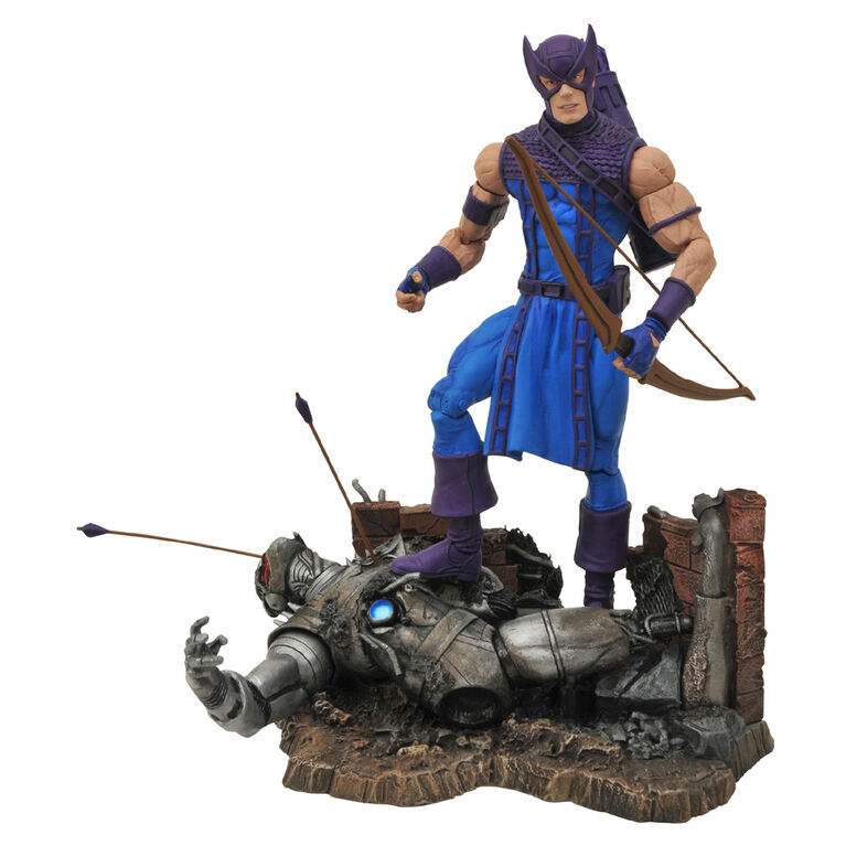 Marvel Select - Classic Hawkeye Action Figure