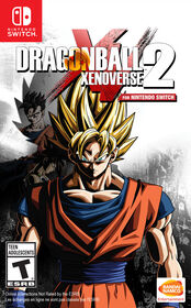 Nintendo Switch - Dragon Ball Xenoverse 2