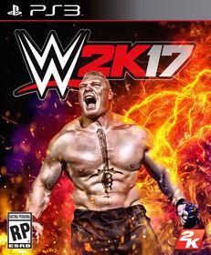 PlayStation 3 - WWE 2K17