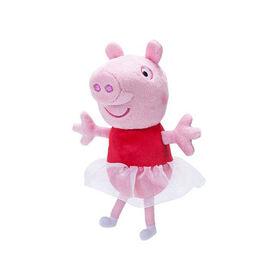 "Peppa Pig 6"" Plush with Sounds - Ballerina Peppa"