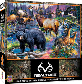 Realtree 1000 Piece Jigsaw Puzzle