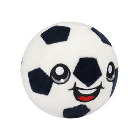 Squeezamals - 35? Creatures and Sports Balls - Jose Soccer Ball