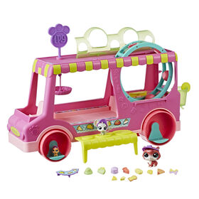 Littlest Pet Shop Tr'eats Truck