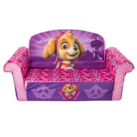 Marshmallow Furniture Children's 2-in-1 Flip Open Foam Sofa - PAW Patrol