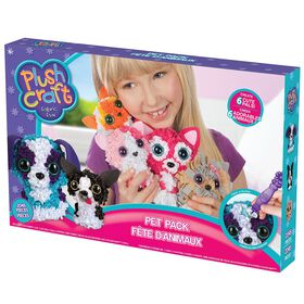 PlushCraft Pet Pack