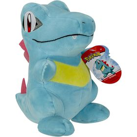 "Pokemon 8"" Plush - Totodiile"