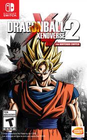 Nintendo Switch - Dragon Ball Xenoverse 2
