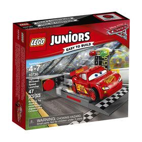 LEGO Juniors Cars Disney Pixar Le propulseur de Flash McQueen 10730
