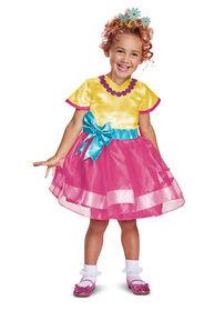 Disney's Fancy Nancy Child Costume- Size 3T-4T