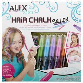 ALEX Spa - Hair Chalk Salon