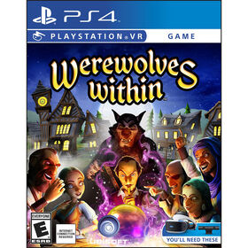PlayStation VR - Werewolves Within