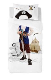 Gouchee Design - Pirate Digital Print Twin Duvet Cover Set