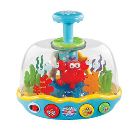 VTech Learn & Spin Aquarium - French Edition